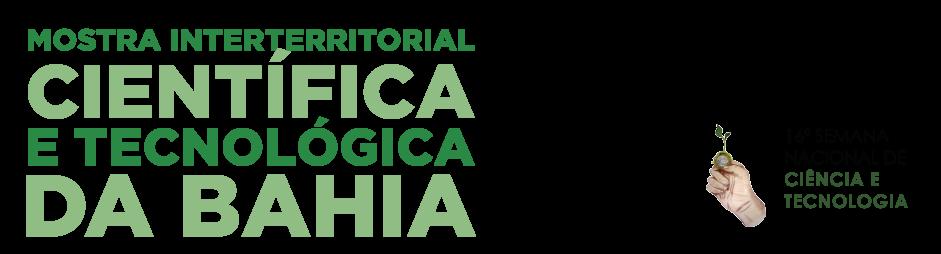 MOSTRA INTERRITORIAL CIENTÍFICA E TECNOLÓGICA DA BAHIA